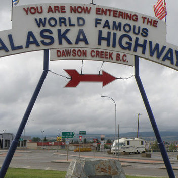 Dawson Creek is a northern destination perfect for RV camping.