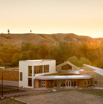 The Helen Schuler Nature Centre is a top Lethbridge attraction.
