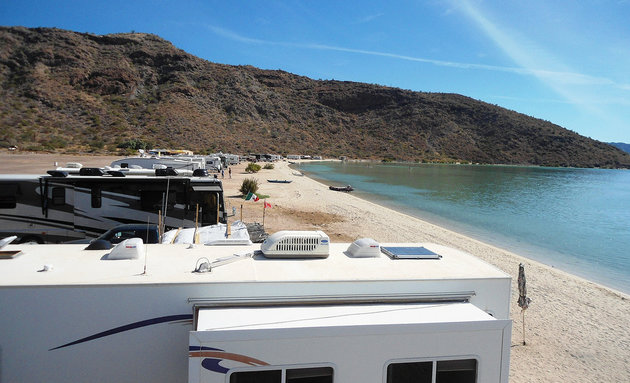 Baja Amigos offers stunning RV tours in Mexico.