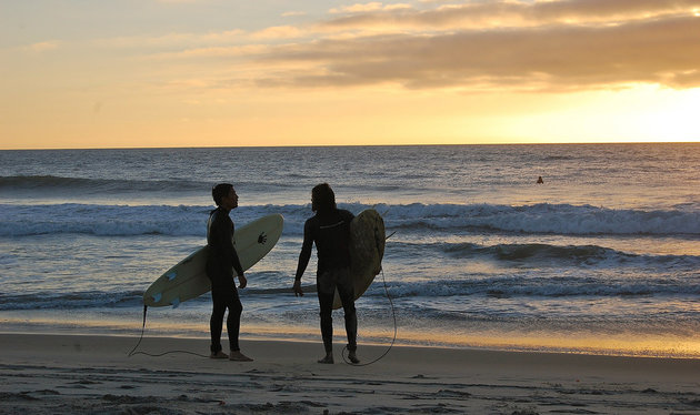 Baja California has some of the best beaches in Mexico.