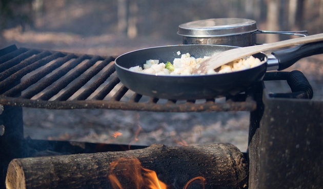Your campfire can inspire some delectable recipes.