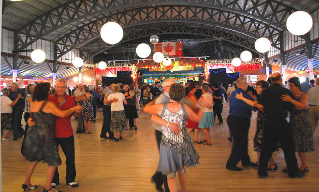 Danceland is one of the must-see attractions in Manitou Beach, Saskatchewan.