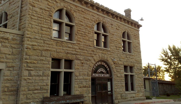 The Old Idaho Penitentiary in Boise, ID, Mark Hillary photo/Flickr Creative Commons