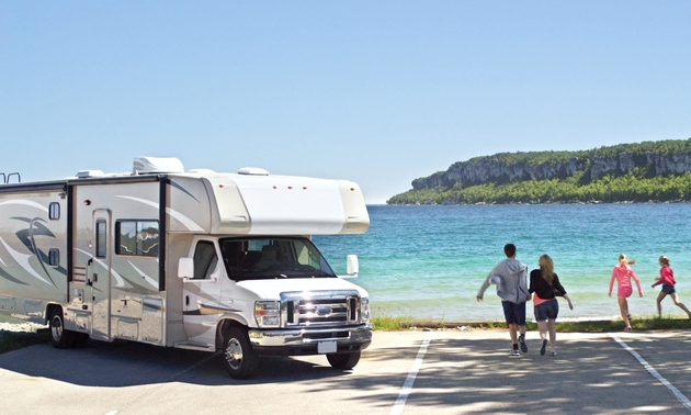 Toronto Spring Camping and RV Show