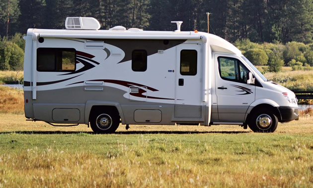 Picture of RV.