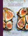 The cover of Seven Spoons cookbook.