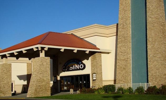 Paskenta rolling hills resort/casino the everything casino gambling book