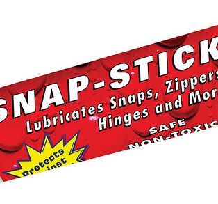 A tube of Snap-Stick