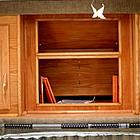 Storage space inside RV