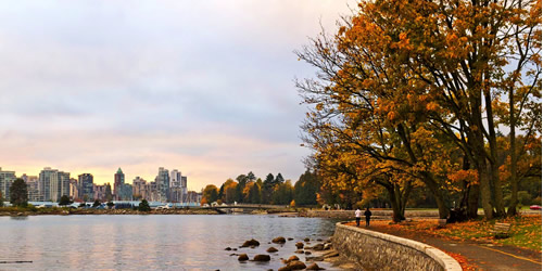 Stanley Park, Vancouver, British Columbia
