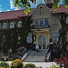 St Eugene building in Cranbrook, BC