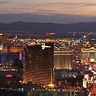 night time in Vegas