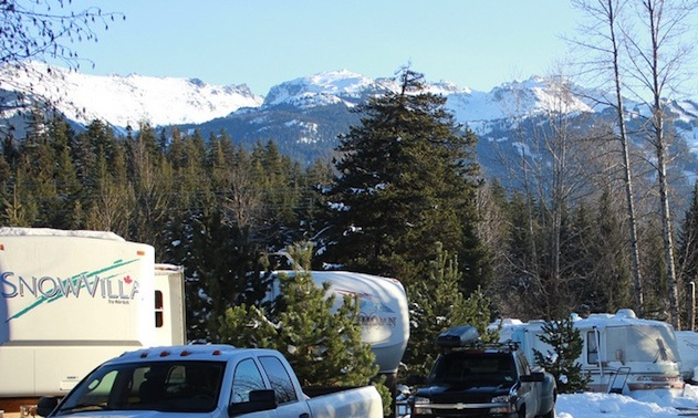 An Affordable Whistler Vacation