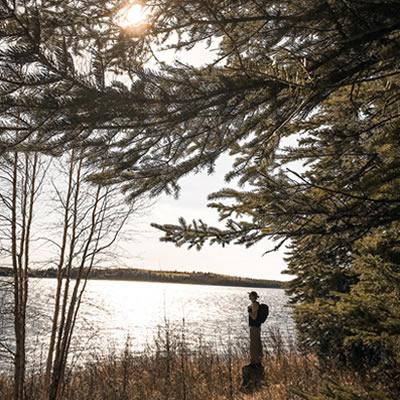 McLeod Lake, Alberta
