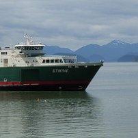 Wrangell Alaska dock