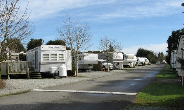 Year round RV Park with permanent sites for full-timers needing a home base.