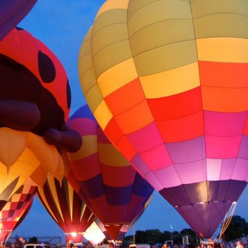 Yuma's balloon festival is one thing everyone should see at least once.